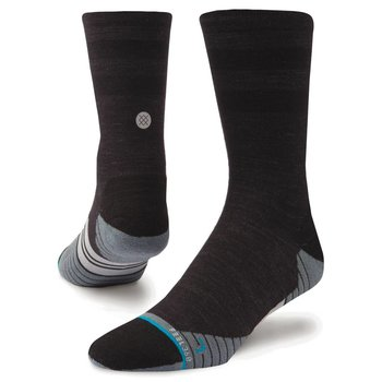 Stance Uncommon Solids Wool Crew Socks