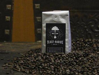 Blast Radius Coffee for Athletes