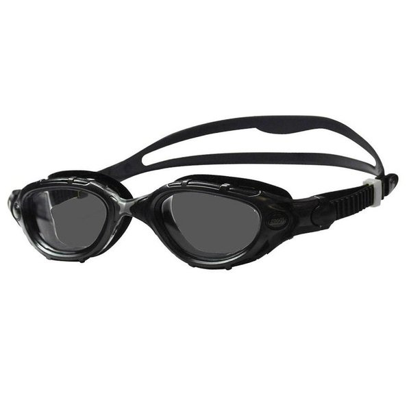 Zoggs Predator Flex 2.0 Reactor Titanium Goggles