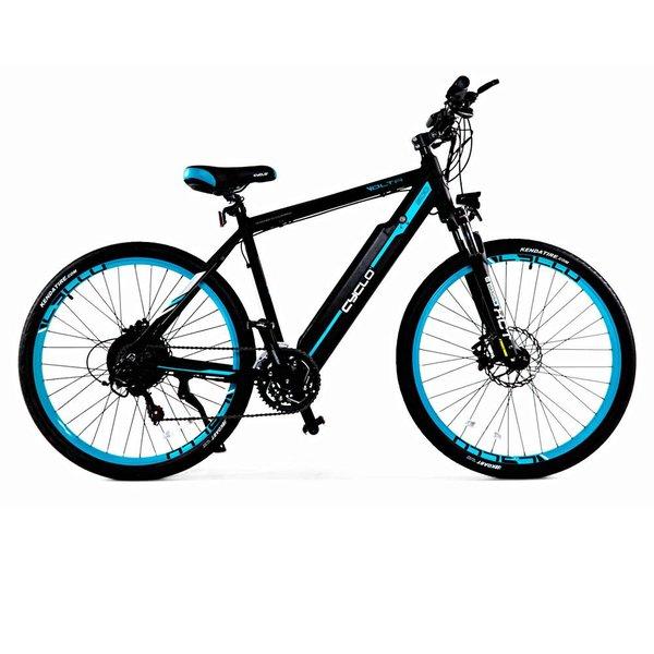 Cyclo Volta Premium 500 Electric Bike