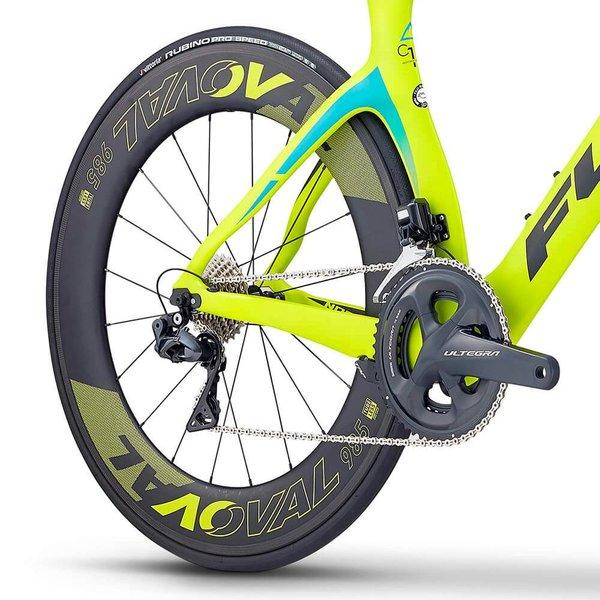 Fuji Norcom Straight 1.3 Ultegra Di2 Triathlon/TT Bike