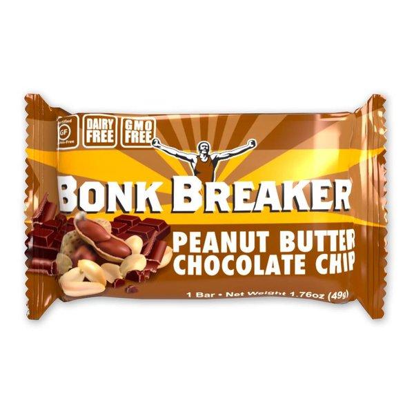 BONK BREAKER Peanut Butter Chocolate Chip Box 12Ct