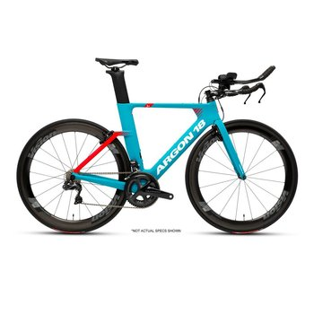 Argon 18 E-117 Tri Ultegra Mix Triathlon Bike