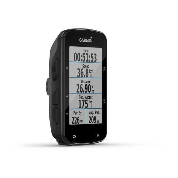 Garmin Edge 520 Plus Bundle Bike Computer