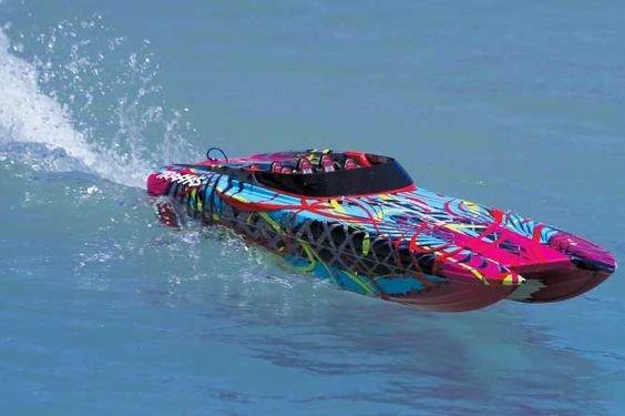 Traxxas RC Boat