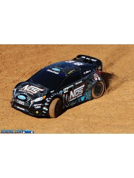 Traxxas TRA74054-6 1/10 NOS Deegan 38 Ford Fiesta ST Rally RTR