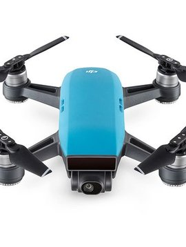 DJI SPARK Fly More Combo (NA) Sky Blue