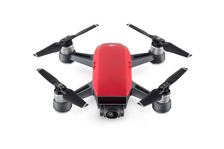DJI Spark Fly More Combo NA Lava Red