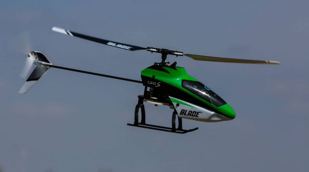 Blade 120 S BNF with SAFE Technology (BLH4180)