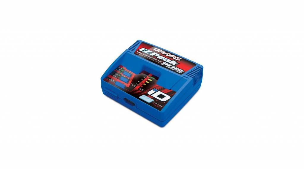Traxxas Traxxas EZ-Peak Plus 4amp NiMH/LiPo Charger with iD