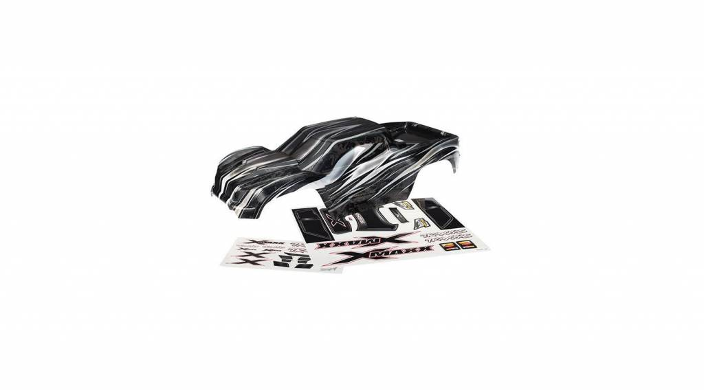 Traxxas TRA7711X Body X-Maxx ProGraphix/Decal Sheet