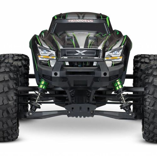 Traxxas 1/6 X-Maxx 4WD Truck RTR with TSM, TQi 2.4GHz, VXL-8S, Green