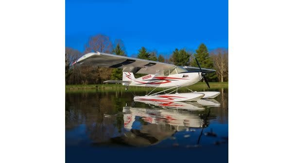 E-flite Timber 1.5m BNF Basic AS3X with Floats (EFL5250)