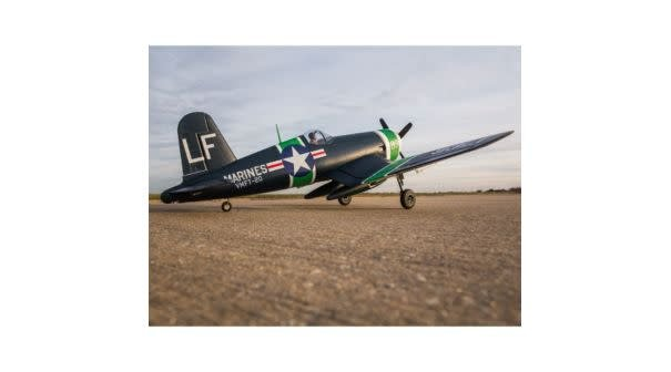 E-flite EFL8550 F4U-4 Corsair 1.2M BNF Basic