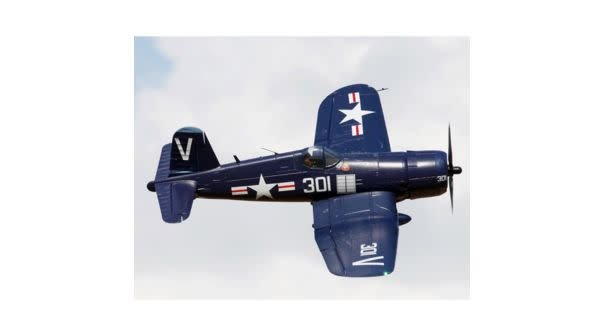 FMS F4U Corsair, Blue, PNP, 1700mm