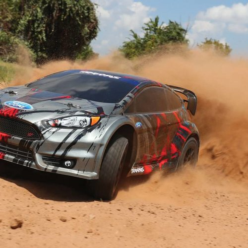 Traxxas 1/10 Scale Ford Fiesta® ST Rally
