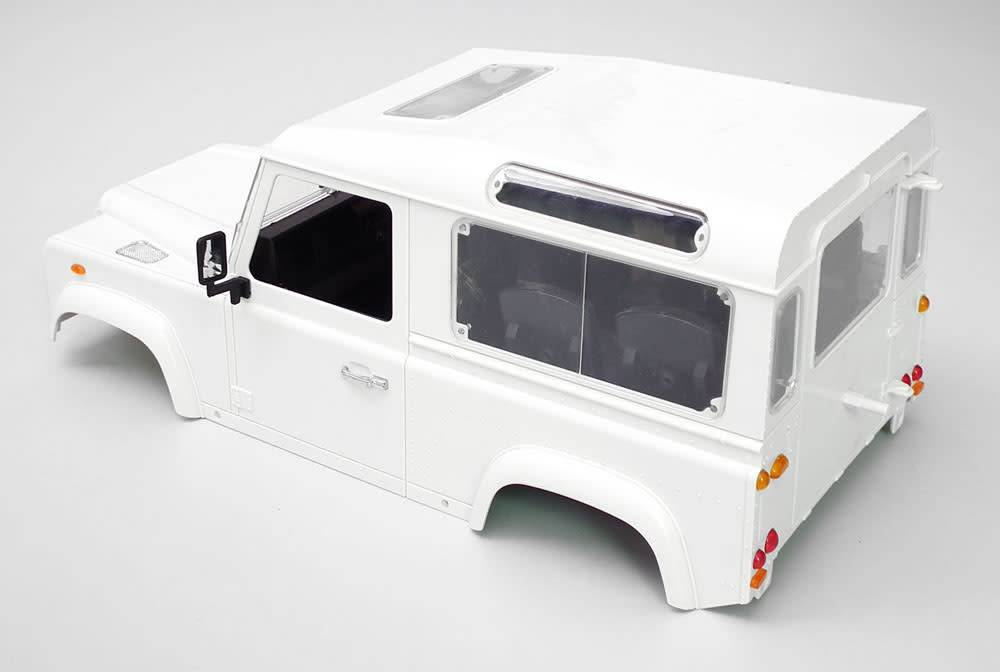 RC4WD RC4ZB0008 1/10 Land Rover Defender D90 Hard Plastic Body Kit