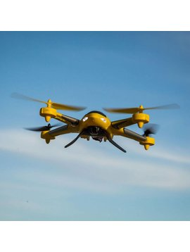 Blade Zeyrok Drone RTF with SAFE Technology, Yellow