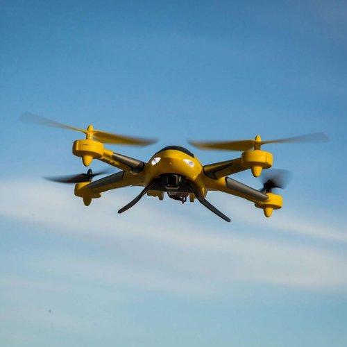 Blade Zeyrok Drone RTF with SAFE Technology, Yellow