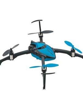 DROMIDA Dromida Verso Inversion QuadCopter UAV Drone RTF Blue