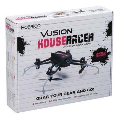 Hobbico RISE Vusion House Racer 125 FPV-R Race Quad Black