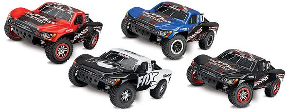 Traxxas TRA68086-4 1/10 Slash 4WD Brushless SC RTR ( No Battery )