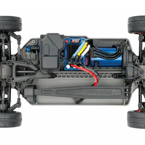 Traxxas 1/10 Scale 4-Tec 2.0 VXL AWD Chassis (TRA83076-4)