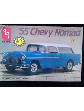 AMT 1/25 Model Kit '55 Chevy Nomad (#6592)