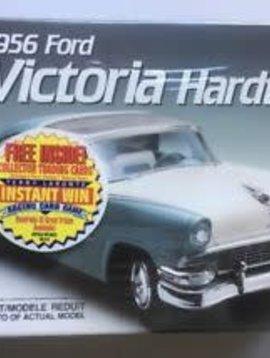 AMT AMT #6547  1/25 Model Kit 1956 Ford Victoria Hardtop