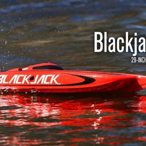 PRB Blackjack 29-inch Catamaran Brushless V3: RTR