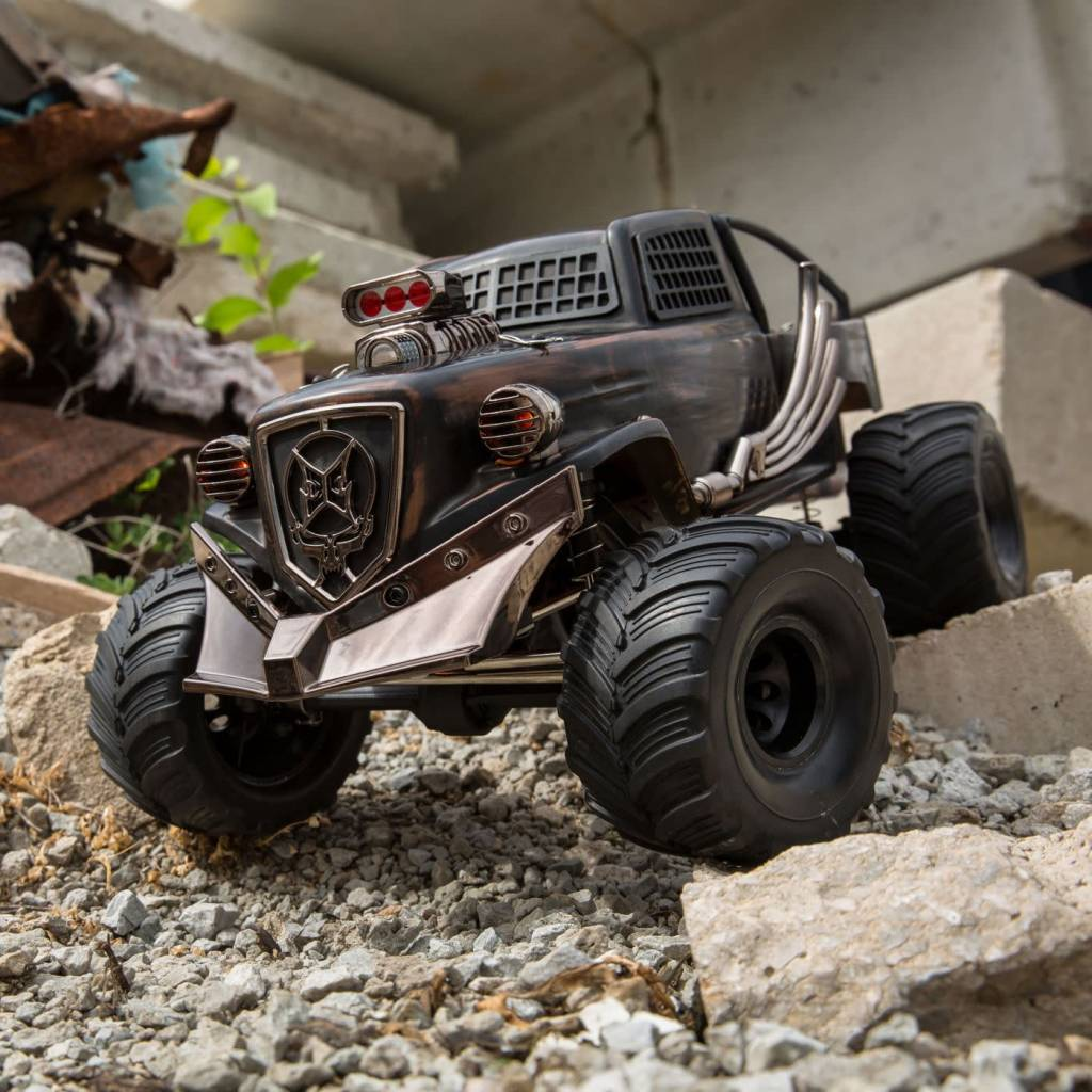 ECX 1/12 4WD Barrage Doomsday 1.9 Scaler RTR