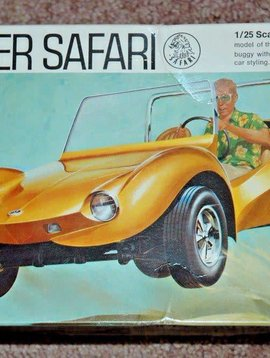 Revell Collectible Model Kit Rev #H-1278:200 1/25 Scale SUPER SAFARI
