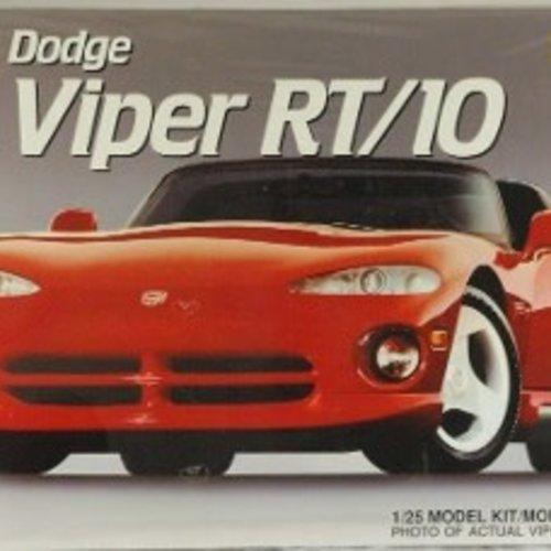 AMT Amt #6808 Dodge Viper Rt/10 1/25 Scale Model Kit