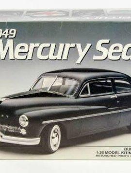 AMT Amt #6815 1949 Mercury Sedan 1/25 Model Car Kit