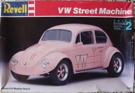 Revell #7143 VW Street Machine 1/25 Scale Model Kit