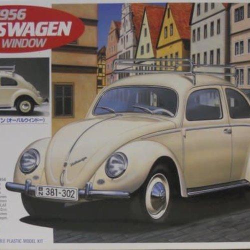 1956 Volkswagen Oval Window, Gunze Sangyo 1/24 RJM 1023