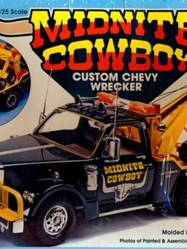 Revell Revell H-1383 Midnite Cowboy Custom Chevy Wrecker Model Kit
