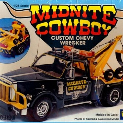 Revell Revell H-1383 Midnite Cowboy Custom Chevy Wrecker Model Kit