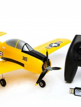 HobbyZone HBZ5600 T-28 Trojan S RTF with SAFE