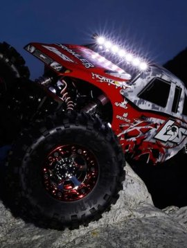 Losi LOS03004 Night Crawler 2.0 RTR: 1/10 4WD Rock Crawler