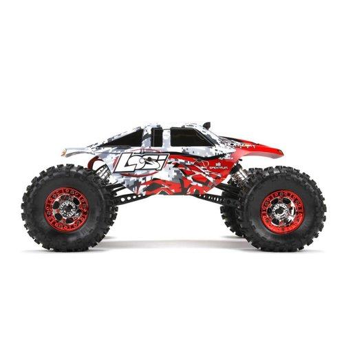 Losi LOS03004 Night Crawler 2.0 RTR: 1/10 4WD Rock Crawler