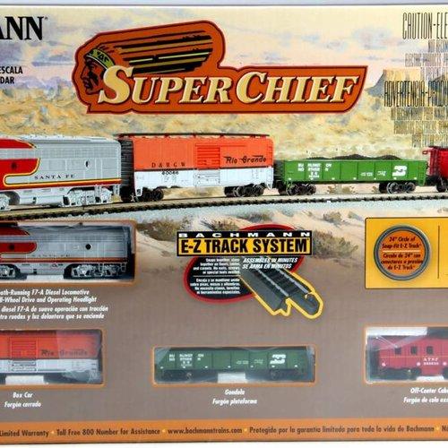 Bachman BAC24021 N Super Chief Set
