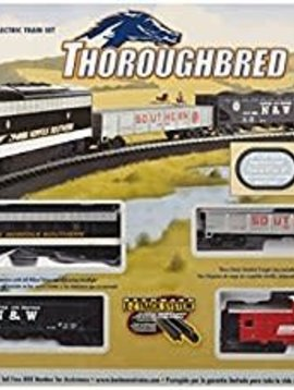 Bachman BAC00691 HO Thoroughbred Train Set