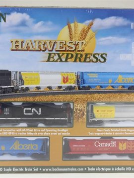 Bachman BAC00735 HO Harvest Express Train Set