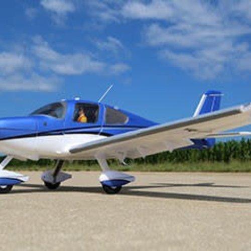 EFL Cirrus SR-22T 1.5M BNF Basic