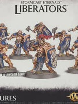 Citadel Stormcast Eternals, Liberators (96-10)