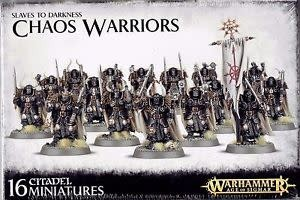Citadel Slaves To Darkness; Chaos Warriors (83-06)