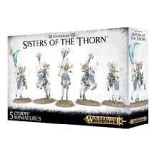 Citadel Sisters Of The Thorn Wanderers 92-08