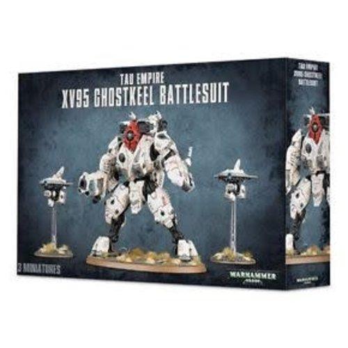 Citadel Tau Empire XV95 Ghostkeel Battlesuit 56-20