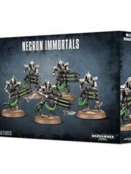 Citadel Necron Immortals Deathmarks 40,000 49-10